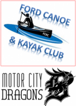 Canoe & Kayak Club, and the Motor City Dragons